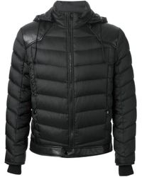 Saint Laurent | Black Classic Padded Jacket for Men | Lyst