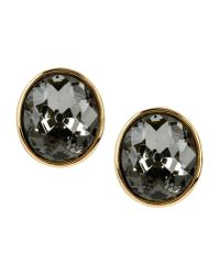 Kenneth Jay Lane | Metallic Earrings | Lyst