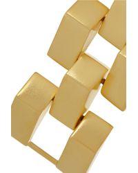 Ben-Amun | Metallic Gold-Plated Chain-Link Bracelet | Lyst