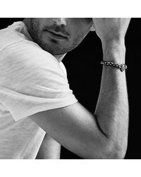 David Yurman - Metallic Petrvs Lion Bracelet for Men - Lyst