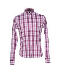 Storm - Purple Shirt for Men - Lyst