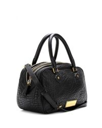 Marc By Marc Jacobs Black Valentina Leather Tote