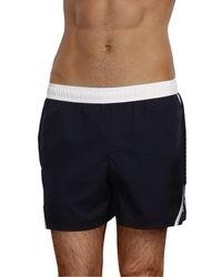 La Perla | Blue Swim Trunks for Men | Lyst