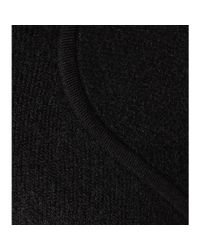 Helmut Lang Black Knitted Sweater