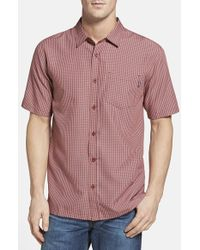 Jack O'neill | Purple 'maya Bay' Regular Fit Camp Shirt for Men | Lyst