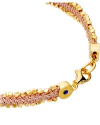 Astley Clarke - Pink Perfect Day Nugget Bracelet - Lyst