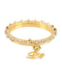 DSquared² - Metallic Bracelet - Lyst