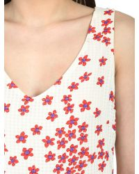 Cutie | Multicolor Ditsy Daisy Print Dress | Lyst