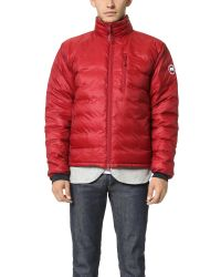Canada Goose Red Lodge Jacket for men