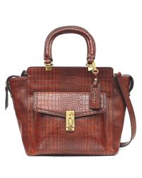 Jessica Simpson | Brown Robertson Crossbody Tote | Lyst
