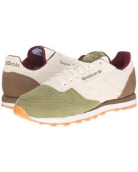 Reebok Multicolor Classic Leather Int Op for men