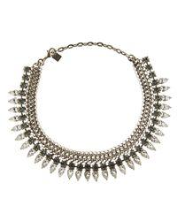 DANNIJO | Metallic Whistler Necklace | Lyst