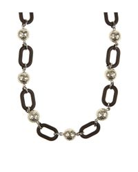 Hobbs | Brown Becca Necklace | Lyst
