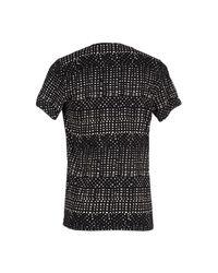 Suit - Black T-shirt for Men - Lyst