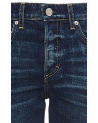 AMO Babe True Blue High Rise Jeans