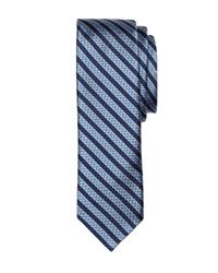 Brooks Brothers | Blue Framed Stripe Slim Tie for Men | Lyst