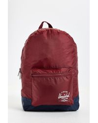 Herschel Supply Co. | Purple Packable Daypack Backpack for Men | Lyst