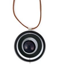 Marni | Blue Circular Pendant Necklace | Lyst
