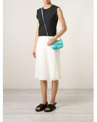 Marc By Marc Jacobs - Blue 'New Q Karlie' Crossbody Bag - Lyst