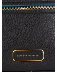 Marc By Marc Jacobs Black Sally Leather Cross-Body Bag