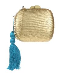 INTROPIA | Metallic Handbag | Lyst