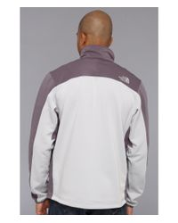 The North Face Gray Momentum Jacket for men
