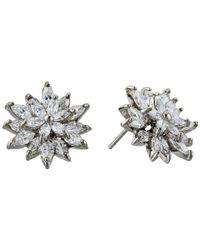 Nina - Metallic Amarie Earrings - Lyst