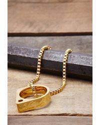 Forever 21 | Metallic Vitaly Sua Ring for Men | Lyst