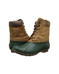 Sperry Top-Sider - Green Shearwater Snow Boot - Lyst