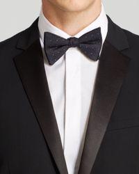 Theory Black Devore Tux Jacket for men