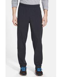 Rhone - Black 'torrent' Athletic Pants for Men - Lyst