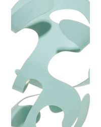 Rosie Assoulin | Blue Roxanne Assoulin For Sea Glass Large Sculptural Earrings | Lyst