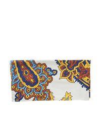 TOPSHOP | Multicolor Paisley Print Scarf | Lyst