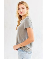 Truly Madly Deeply | Green Marnie Tee | Lyst