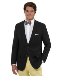 Brooks Brothers | Black Fitzgerald Blazer for Men | Lyst