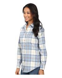 Pendleton - Blue Keep It Classic Plaid Shirt - Lyst