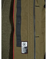 Victorinox | Green Chasseral Jacket for Men | Lyst