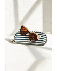 Urban Outfitters | Black Horizontal Striped Pouch | Lyst