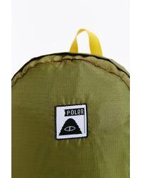 Poler - Green Stuffable Backpack for Men - Lyst