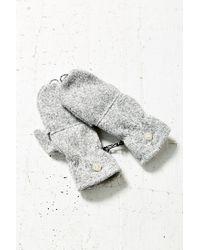 Patagonia White Better Sweater Women's Glove