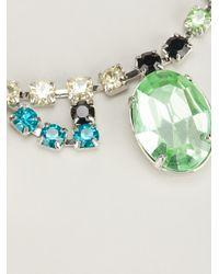 Tom Binns - Multicolor Crystal Necklace - Lyst