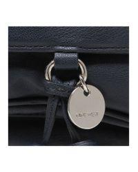 Nine West Blue Claudette Shoulder Bag