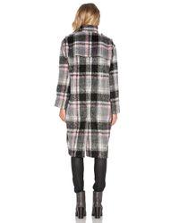 Line & Dot - Black Adieu Coat - Lyst