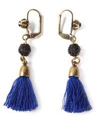 Isabel Marant | Blue Mira Earrings | Lyst