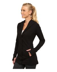 The North Face - Black Wrap-ture Jacket - Lyst