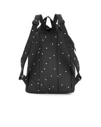 Herschel Supply Co. Black Hanson Scattered Backpack for men