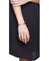 Joie Black Bamboo Bracelet