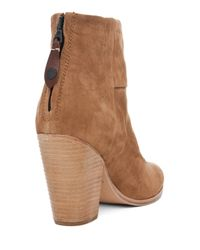 Rag & Bone - Natural Ankle Boots - Lyst
