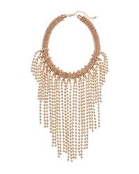 H&M - Pink Short Necklace - Lyst