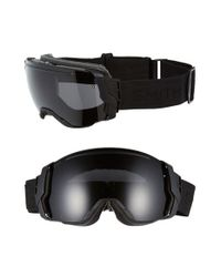 Smith Optics | Black 'i/o 7' 200mm Snow Goggles for Men | Lyst